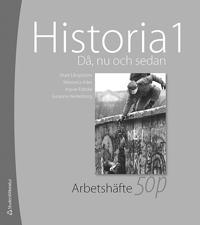 Historia 1 - arbetshäfte 10-pack
