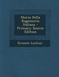 Storia Della Ragioneria Italiana