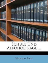 Schule Und Alkoholfrage ...