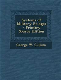 Systems of Military Bridges