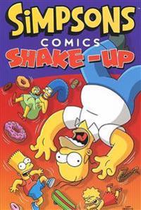 Simpsons Comics Shake-Up