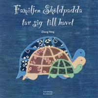 Familjen Sköldpadda tar sig till havet
