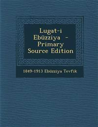 Lugat-i Ebüzziya