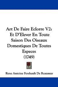 Art De Faire Eclorre