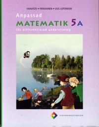 Anpassad matematik 5 A