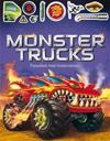 Monstertrucks : pysselbok med klistermärken