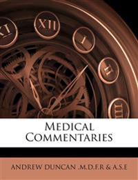 Medical Commentaries