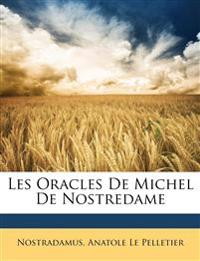 Les Oracles De Michel De Nostredame