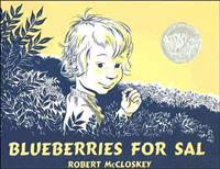 Blueberries for Sal (1 Hardcover/1 CD) [With Hardcover Book]