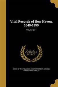 VITAL RECORDS OF NEW HAVEN 164
