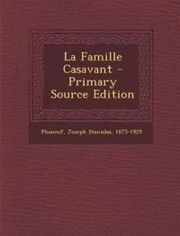 La Famille Casavant