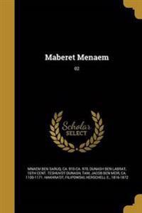 HEB-MABERET MENAEM 02