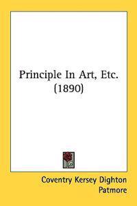 Principle in Art, Etc.