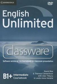 English Unlimited Intermediate Classware