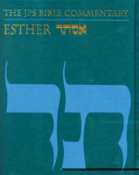 Jps Commentary on Esther