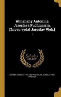 CZE-ALMANAHY ANTONINA JAROSLAV