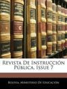 Revista De Instrucción Pública, Issue 7