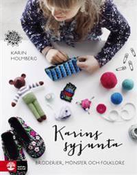 Karins syjunta : broderier, mönster och folklore