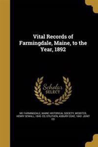 VITAL RECORDS OF FARMINGDALE M