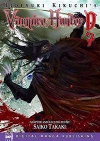 Hideyuki Kikuchi's Vampire Hunter D 7
