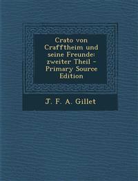 Crato von Crafftheim und seine Freunde: zweiter Theil