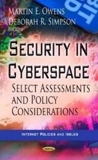Security in cyberspace - select assessments & policy considerations