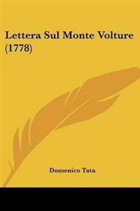 Lettera Sul Monte Volture