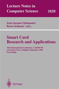 Smart Card. Research and Applications