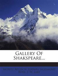 Gallery Of Shakspeare...