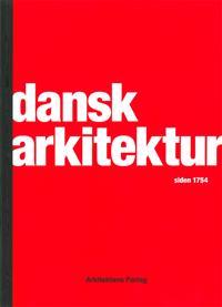 Dansk arkitektur siden 1754