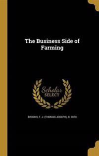 BUSINESS SIDE OF FARMING