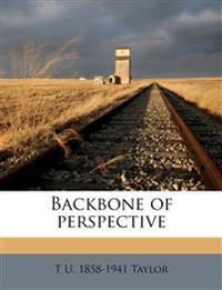 Backbone of perspective