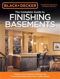 The Complete Guide to Finishing Basements (Black & Decker)