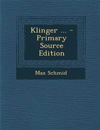 Klinger ...