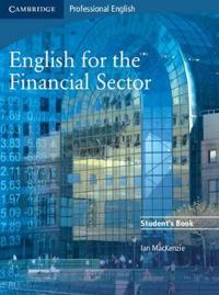 English for the Financial Sector Student's Book -  - böcker (9780521547253)     Bokhandel