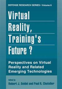 Virtual Reality Training's Future ?