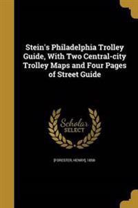 STEINS PHILADELPHIA TROLLEY GD