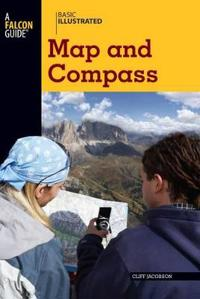 Basic Illustrated Map and Compass
