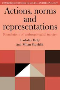 Actions, Norms and Representations