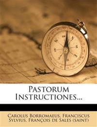 Pastorum Instructiones...