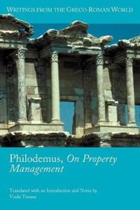 Philodemus, On Property Management