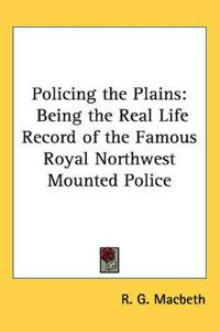 Policing the Plains