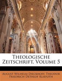 Theologische Zeitschrift.