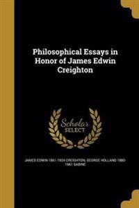 PHILOSOPHICAL ESSAYS IN HONOR