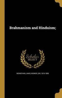 BRAHMANISM & HINDUISM