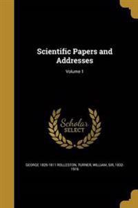 SCIENTIFIC PAPERS & ADDRESSES