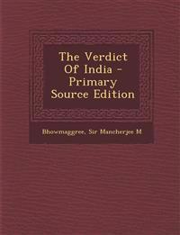 The Verdict Of India
