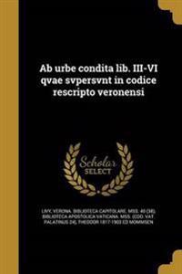 ITA-AB URBE CONDITA LIB III-VI
