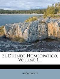 El Duende Homeopático, Volume 1...