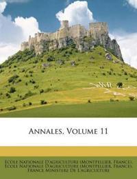 Annales, Volume 11